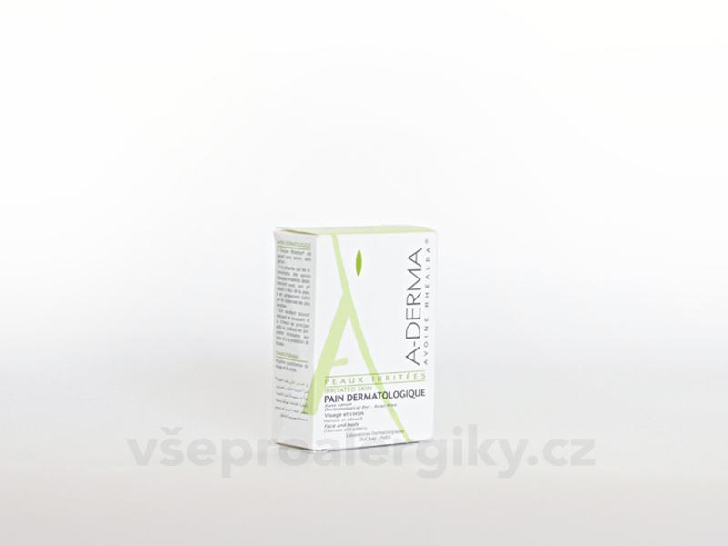 Image of A-DERMA mycí kostka pro alergiky 100 g