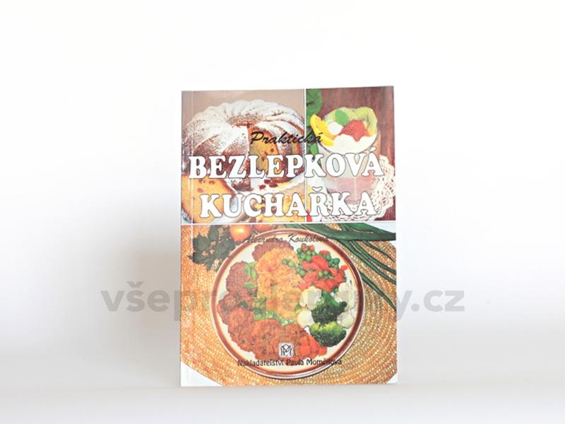 Image of Praktická bezlepková kuchařka